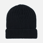 Stussy Basic Stock Cuff Beanie Men's Hat Black photo- 3