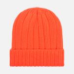 Мужская шапка The Hill-Side Knit Acrylic Blaze Orange фото- 0