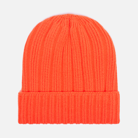 Мужская шапка The Hill-Side Knit Acrylic Blaze Orange