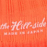 Мужская шапка The Hill-Side Knit Acrylic Blaze Orange фото- 1