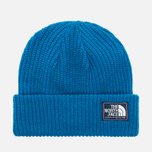 Шапка The North Face Salty Dog Beanie Banff Blue фото- 0