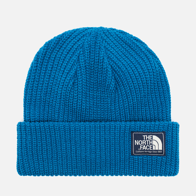 Шапка The North Face Salty Dog Beanie Banff Blue