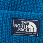 Шапка The North Face Salty Dog Beanie Banff Blue фото- 1