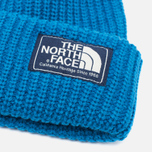 Шапка The North Face Salty Dog Beanie Banff Blue фото- 2