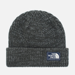 Шапка The North Face Salty Dog Beanie Graphtgy/Midg фото- 0