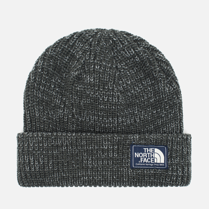 Шапка The North Face Salty Dog Beanie Graphtgy/Midg