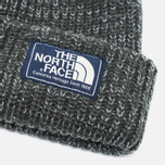 Шапка The North Face Salty Dog Beanie Graphtgy/Midg фото- 2