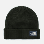 Шапка The North Face Salty Dog Beanie Rosin Green фото- 0