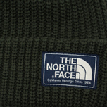 Шапка The North Face Salty Dog Beanie Rosin Green фото- 1