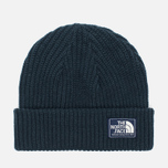 Шапка The North Face Salty Dog Beanie Urban Navy фото- 0