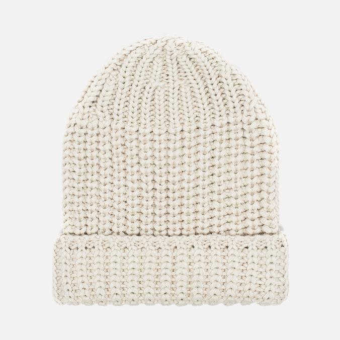 Мужская шапка Universal Works Beanie Merino Rib Stone