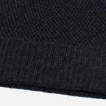 Universal Works Bobble Moss Stitch Men's Hat Charcoal photo- 1
