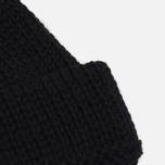 Шапка Universal Works Short Watch British Wool Black фото- 1