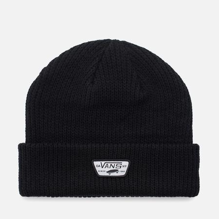 Мужская шапка Vans Mini Full Patch Beanie Black