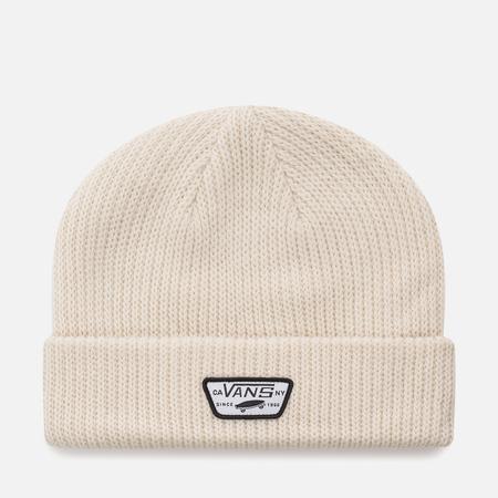 Мужская шапка Vans Mini Full Patch Beanie White