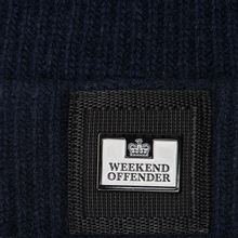 Шапка Weekend Offender Stallone AW18 Navy фото- 1