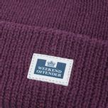 Мужская шапка Weekend Offender Teign Syrah фото- 1