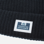 Мужская шапка Weekend Offender Wolf Black фото- 1