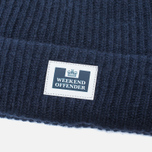 Мужская шапка Weekend Offender Wolf Navy фото- 1