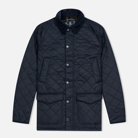 Barbour Canterbury Men's Quilted Jacket Navy