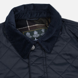 Мужская стеганая куртка Barbour Canterbury Quilted Navy фото- 1