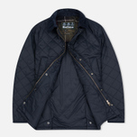 Мужская стеганая куртка Barbour Canterbury Quilted Navy фото- 2