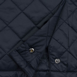 Мужская стеганая куртка Barbour Canterbury Quilted Navy фото- 4