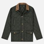 Мужская стеганая куртка Barbour Canterdale Forest фото- 0