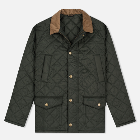 Мужская стеганая куртка Barbour Canterdale Forest