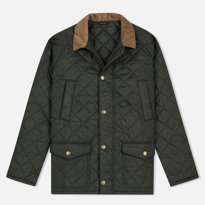 Мужская стеганая куртка Barbour Canterdale Forest