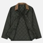 Мужская стеганая куртка Barbour Canterdale Forest фото- 1