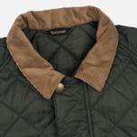 Мужская стеганая куртка Barbour Canterdale Forest фото- 2