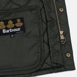 Мужская стеганая куртка Barbour Canterdale Forest фото- 7