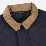 Мужская стеганая куртка Barbour Canterdale Navy фото- 2