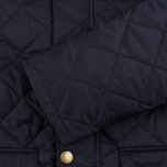 Мужская стеганая куртка Barbour Canterdale Navy фото- 7