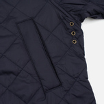Мужская стеганая куртка Barbour Canterdale Navy фото- 3