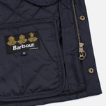 Мужская стеганая куртка Barbour Canterdale Navy фото- 6