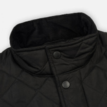 Мужская стеганая куртка Barbour Chelsea Sportsquilt Black фото- 1