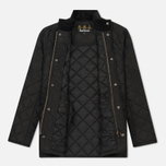 Мужская стеганая куртка Barbour Chelsea Sportsquilt Black фото- 2