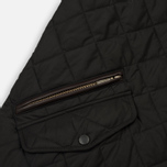 Мужская стеганая куртка Barbour Chelsea Sportsquilt Black фото- 4