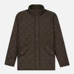 Мужская стеганая куртка Barbour Chelsea Sportsquilt Olive фото- 0