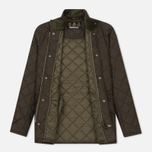 Мужская стеганая куртка Barbour Chelsea Sportsquilt Olive фото- 2