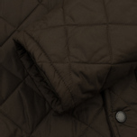 Мужская стеганая куртка Barbour Chelsea Sportsquilt Olive фото- 3