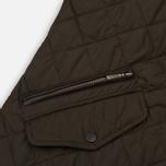 Мужская стеганая куртка Barbour Chelsea Sportsquilt Olive фото- 4