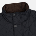 Мужская стеганая куртка Barbour Shorelark Quilted Black фото- 1