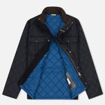 Мужская стеганая куртка Barbour Shorelark Quilted Black фото- 2