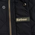 Мужская стеганая куртка Barbour Shorelark Quilted Black фото- 5