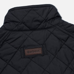 Мужская стеганая куртка Barbour Shorelark Quilted Black фото- 6