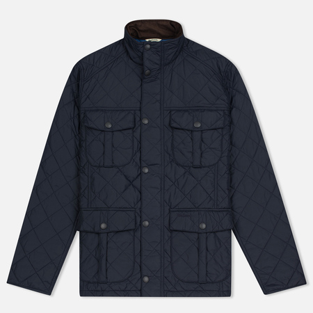 Barbour Shorelark Men's Quilted Jacket Navy