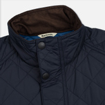 Мужская стеганая куртка Barbour Shorelark Quilted Navy фото- 1